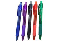 透明中油筆